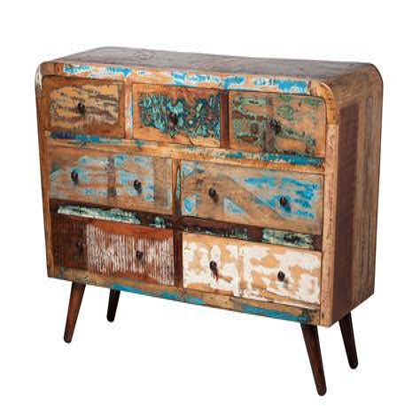 Mango Wood Dresser