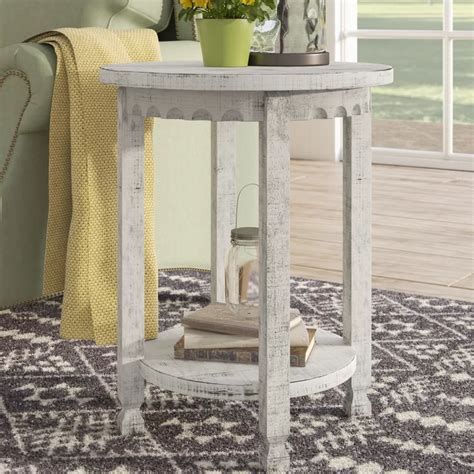 Mangum Heights Round End Table