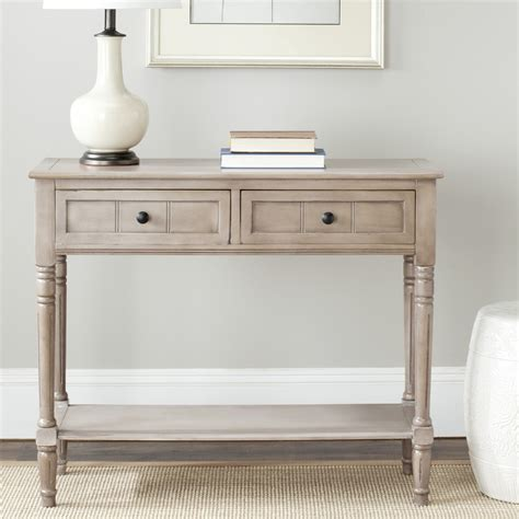 Manning 2 Drawer Console Table