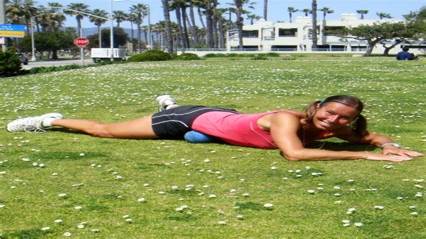 manual hip flexor release massages in memphis