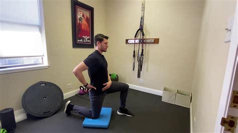 manual hip flexor release massages in san antonio