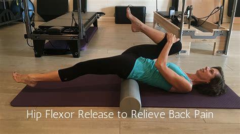 manual hip flexor release with 2