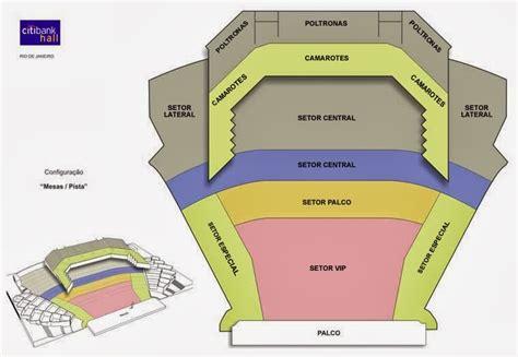 Credicard Hall Camarote Mapa De Assento Tickets For Fun