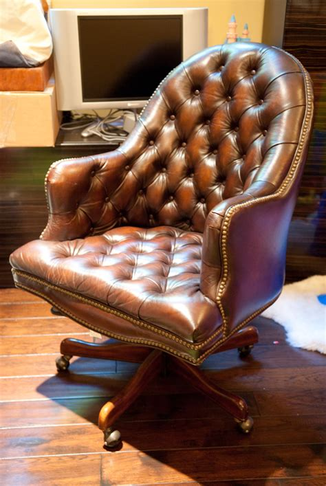 Marcus Barrel Chair