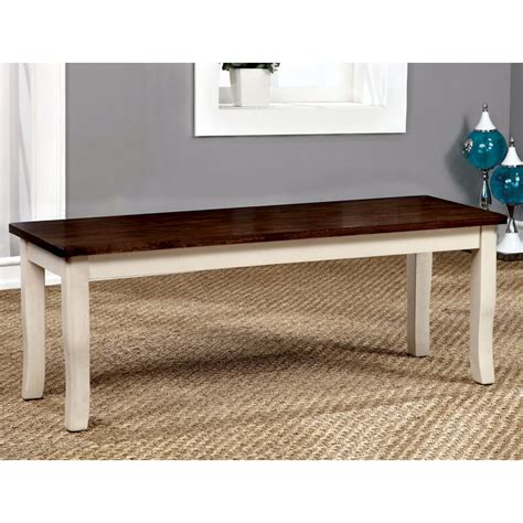 Marilou Wood Bench