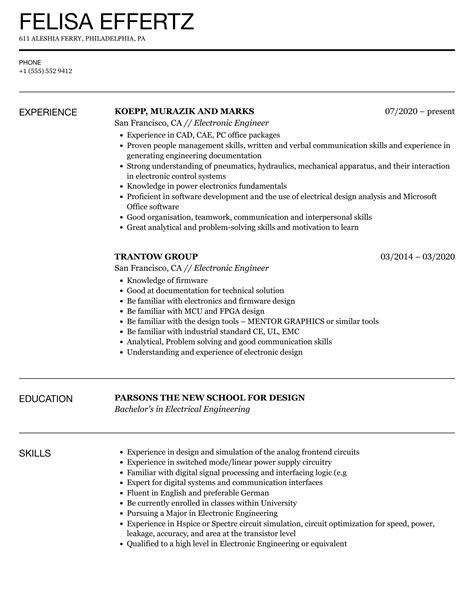 marine engineer resume objective electronic engineer resume sample one engineer resume marine resume examples - Marine Engineer Sample Resume