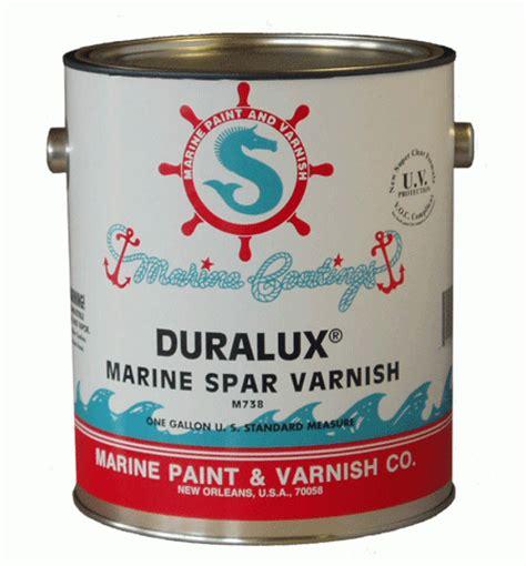Marine Spar Varnish