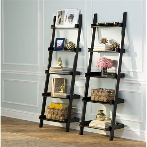 Marinez Ladder Bookcase