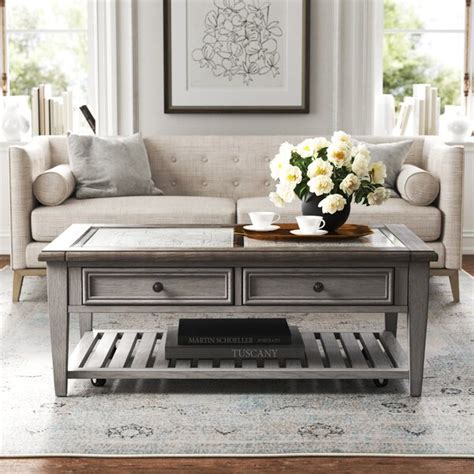 Marion 2 Piece Coffee Table Set