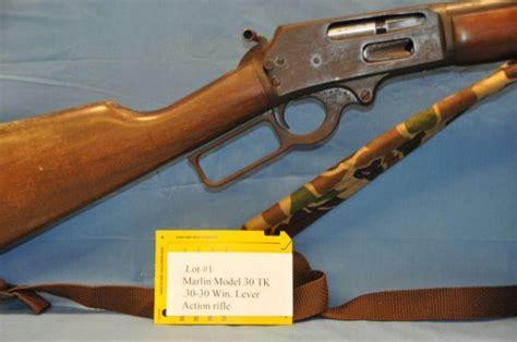 Ammunition Marlin Model 30 Tk Ammunition.
