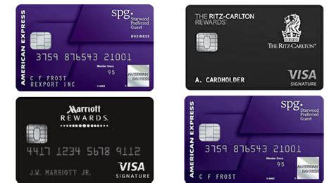 Marriott Credit Card Points Guy Chase Announces The Marriott Rewards Premier Plus Credit Card