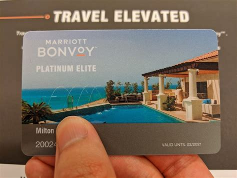 Marriott Credit Card Points Guy Marriott The Points Guy
