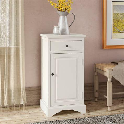 Martine 1 Drawer 1 Door Accent Cabinet