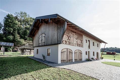 Massivholzhaus Slowenien