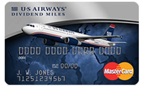 Mastercard Credit Card Us Airways Us Airways Mastercard Login Bill Pay Customer Service