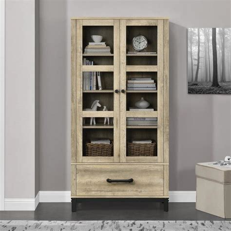 Mastrangelo 1 Drawer Accent Cabinet