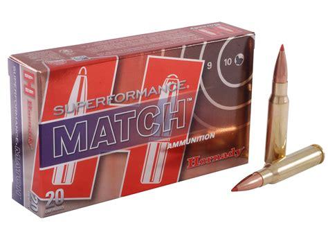 Ammunition Match Ammunition .308.