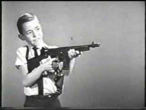 Tommy-Gun Mattel Tommy Gun Commercial.