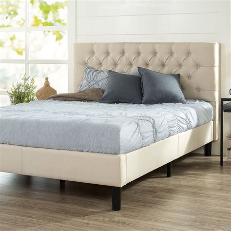 Maubara Queen Upholstered Platform Bed by Gracie Oaks