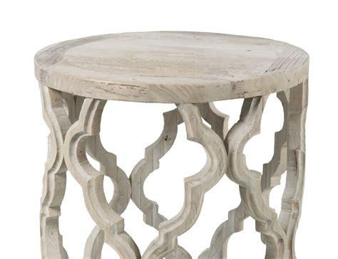 Maude Clover End Table