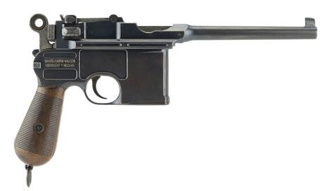 Main-Keyword Mauser C96.