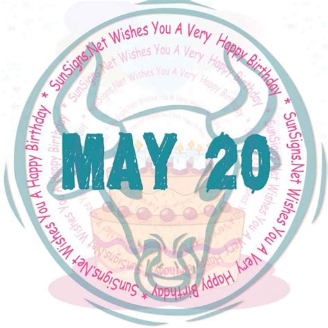 Taurus-Question May 20 Zodiac Taurus Or Gemini.