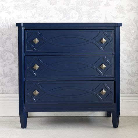 Mayfair 3 Drawer Accent Chest
