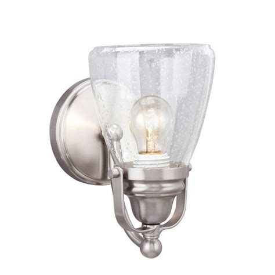Mayfield Metal 1-Light Vanity Light