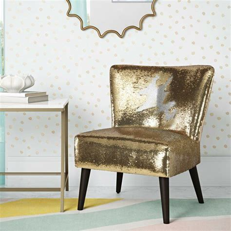 Mazzy Sequin Side Chair