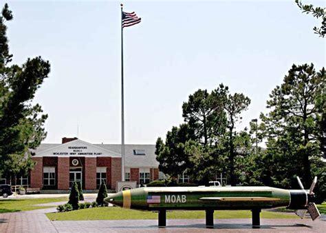 Army-Surplus Mcalester Army Ammunition Plant Public Surplus.