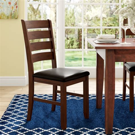 Mcanally Solid Wood Dining Chair