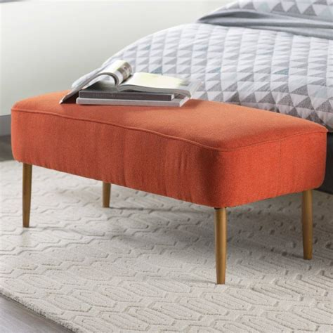Mchale Upholstered Bench