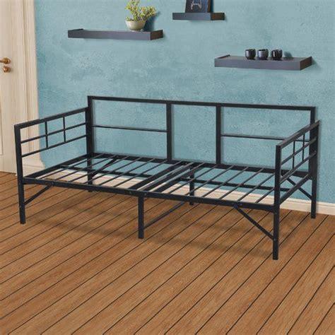 Mcintosh Easy Set Up Metal Daybed Frame byEbern Designs