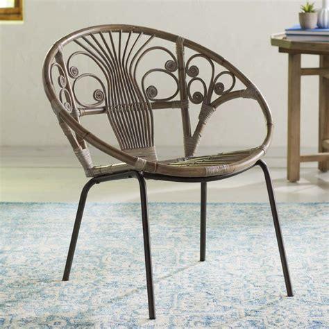 Mcintosh Rattan Papasan Chair