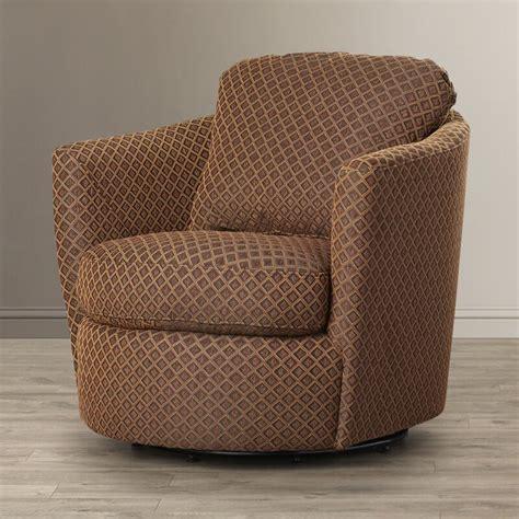 Mckinley Swivel Diamond Print Chair