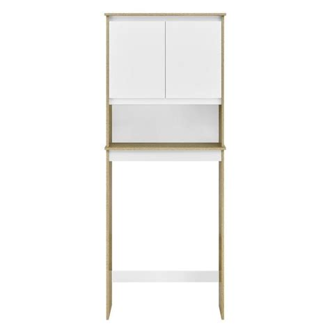 Mcnair Storage Cabinet 23.6 W x 63 H Over-the-Toilet