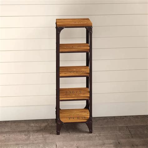 Mcomber Etagere Bookcase