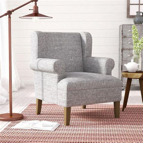 Meade Emerson Wingback Chair