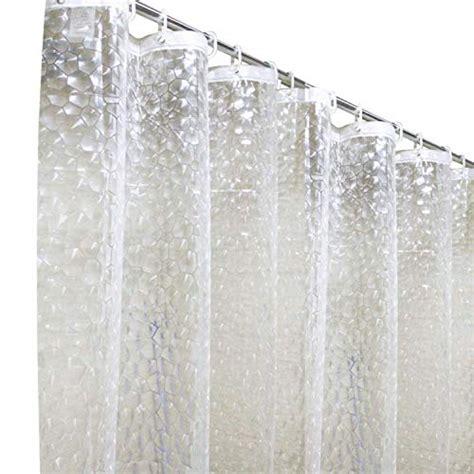 Mecare Duschvorhang 3d Wasserwürfel Badvorhänge 120 X 180cm Peva