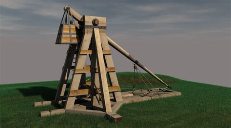 medieval trebuchet facts and information