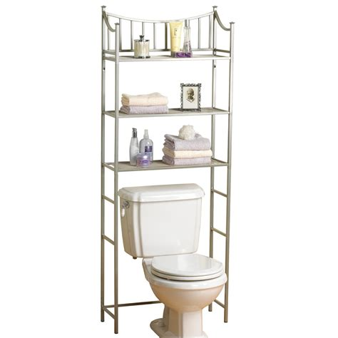 Medina Free Standing 25.19 W x 66.38 H Over the Toilet Storage