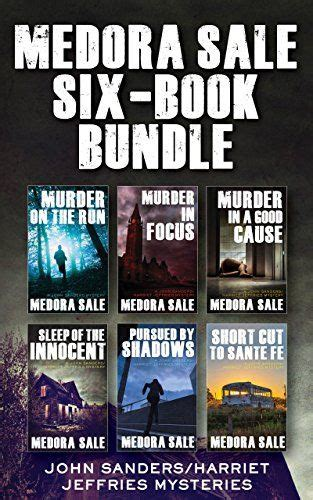 Read Books Medora Sale Two-Book Bundle: Murder on the Run and Murder in Focus Online