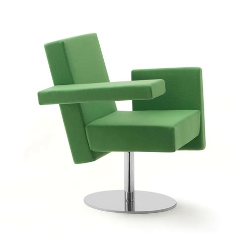 Meet Me Swivel Arm Chair