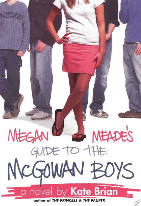 Read Books Megan Meade's Guide to the McGowan Boys Online