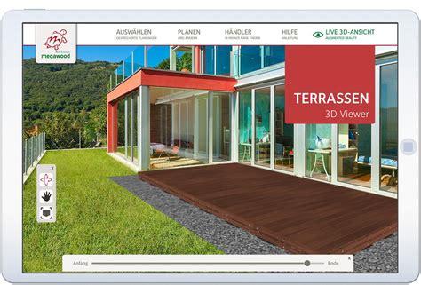 Megawood Terrassenplaner