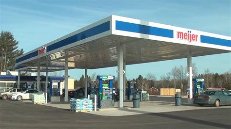 Meijer Credit Card Gas Discount Gas Stations Meijer