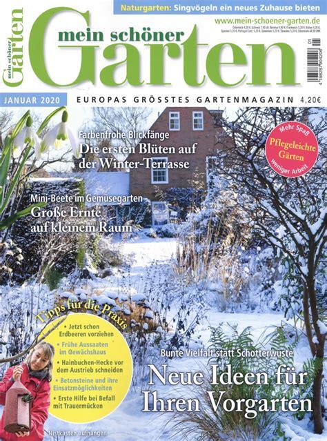 Mein Schöner Garten Verlag
