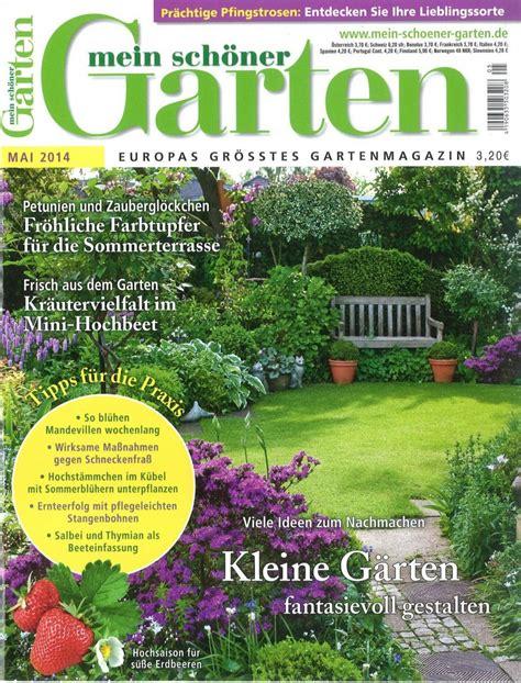 Mein Schöner Garten Zeitschrift März 2018