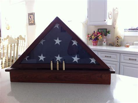 Memorial Flag Holder