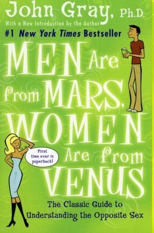 Read Books Men Are from Mars, Women Are from Venus Online